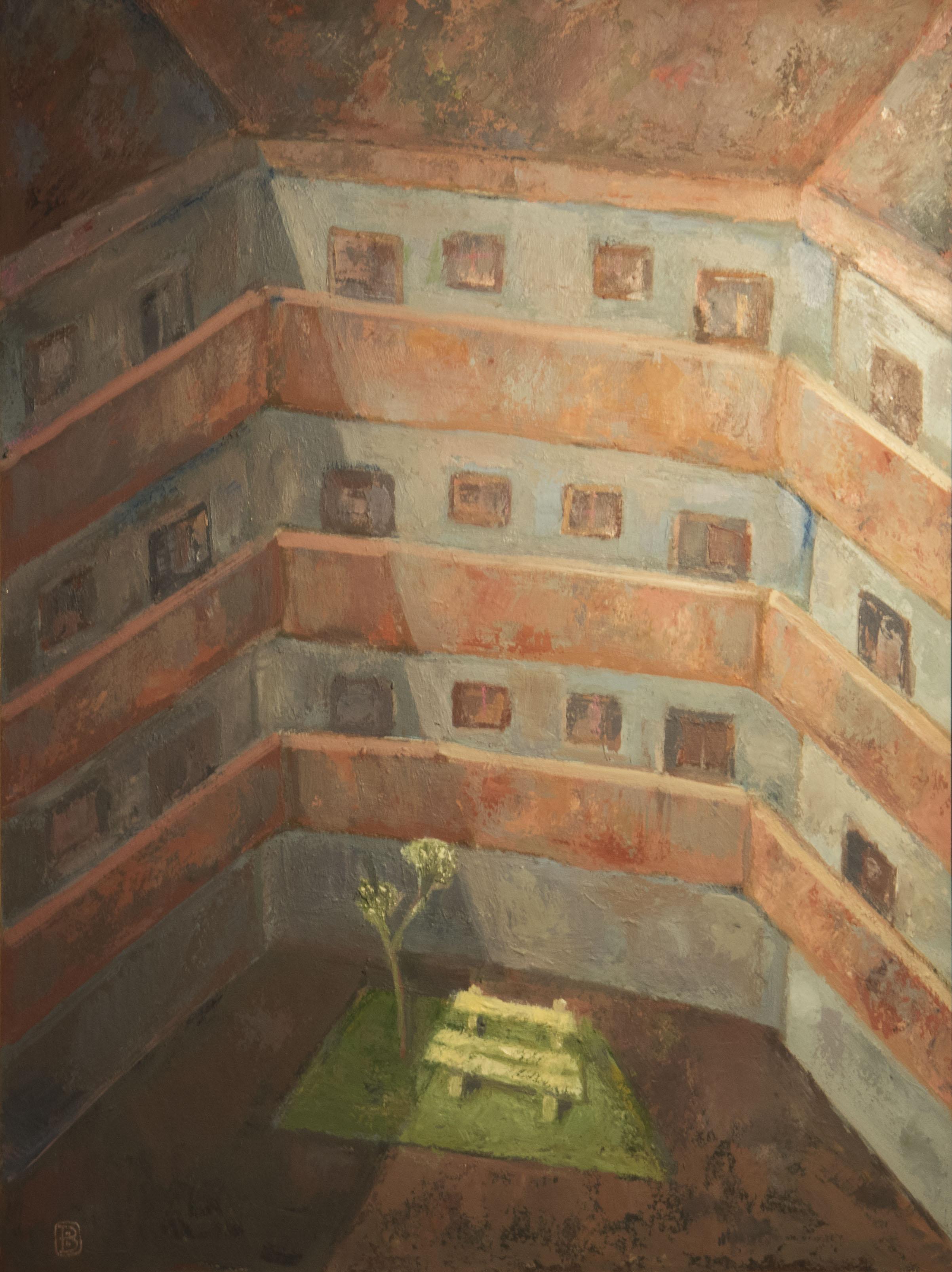 Barnóth Zoltán:  Drónok  II. (Kis kerti pad)