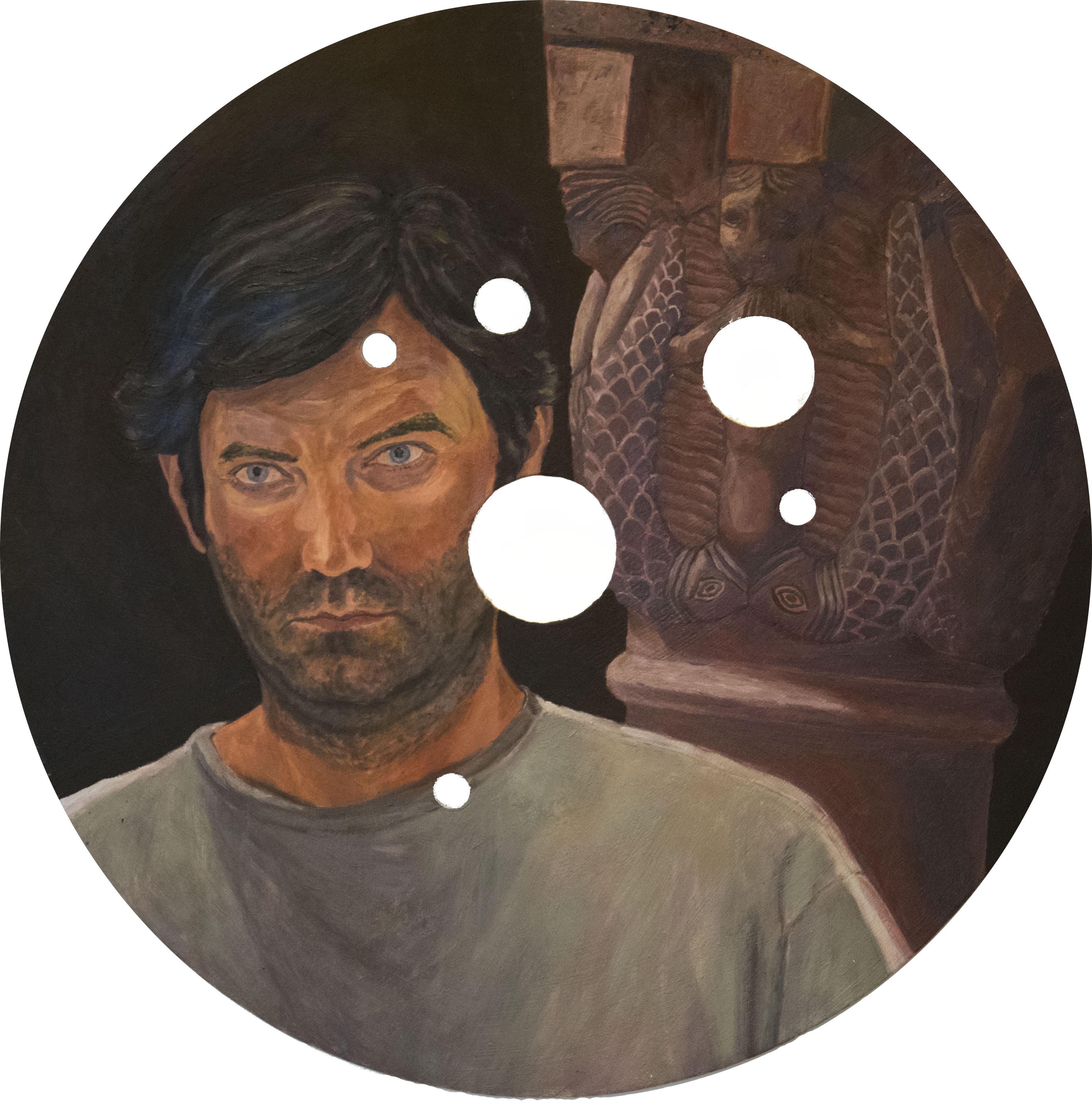 Kelemen Dénes Lehel:  Romanika (Éjjeli melankólia oszlopfővel)