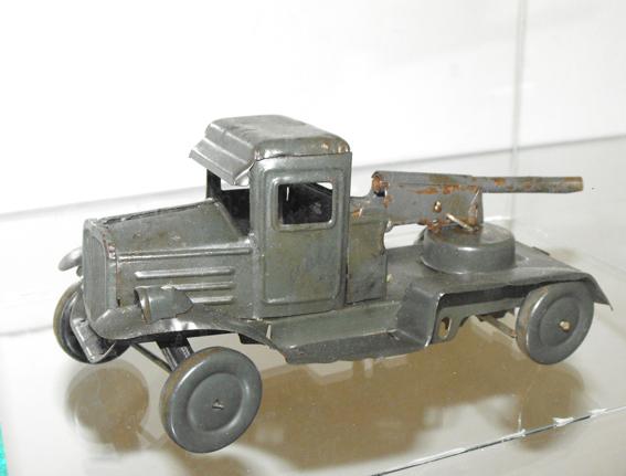 Teherautó 1916