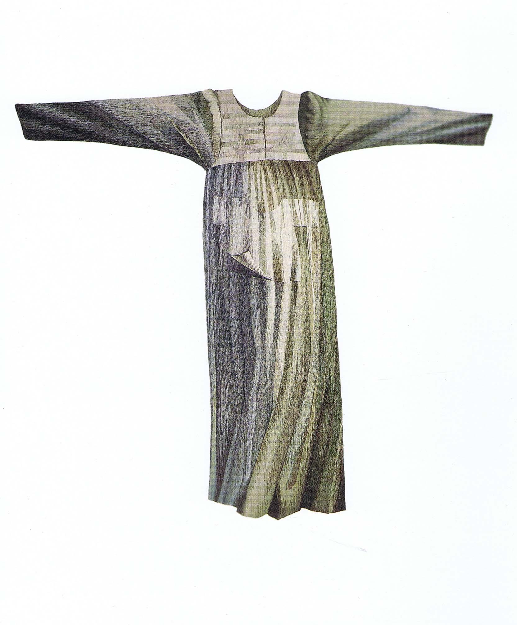 ANYASÁG - gobelin; gyapjú, pamut, selyem, 1986 (220×240 cm)